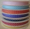 Spotty Grosgrain Ribbon