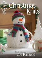 Christmas Knits Book 1 Designed by Zoe Halstead