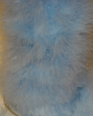 Baby blue MB6 - Marabou