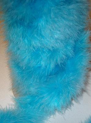 Turquoise MB7 - Marabou