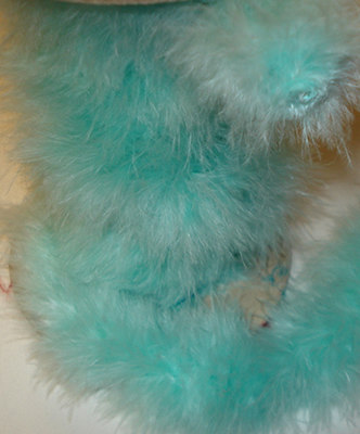 Mint Green MB13 - Marabou