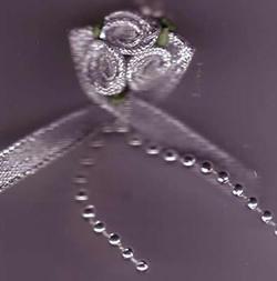 Trio Roses - Silver