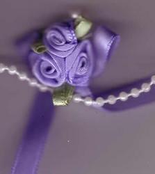 Trio Roses - Lavender