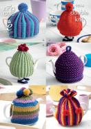 9014 Knitting Pattern - Tea Cosy in Double Knit