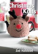Christmas Knits Book 2 Designed by Zoe Halstead