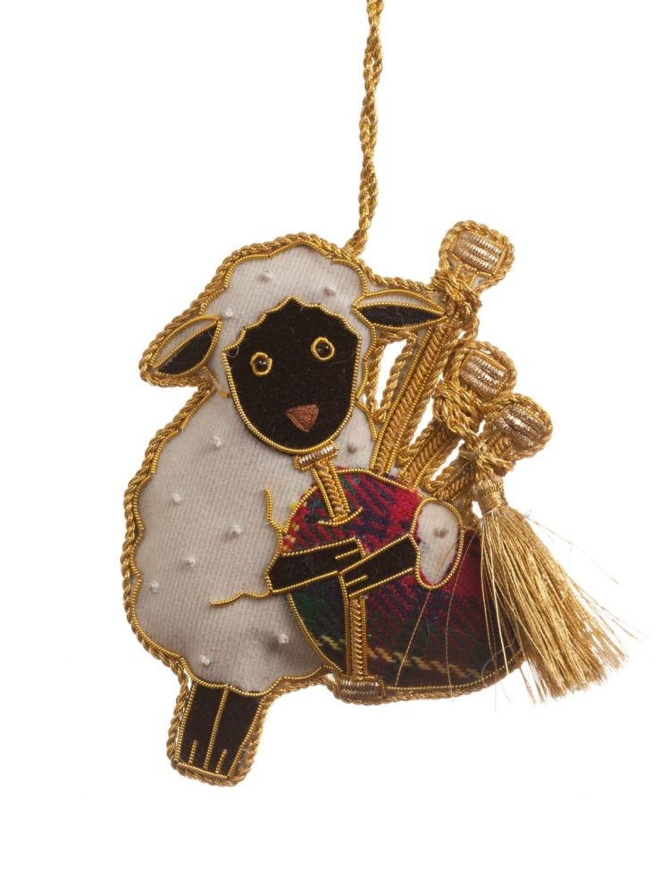 Bagpiping Sheep