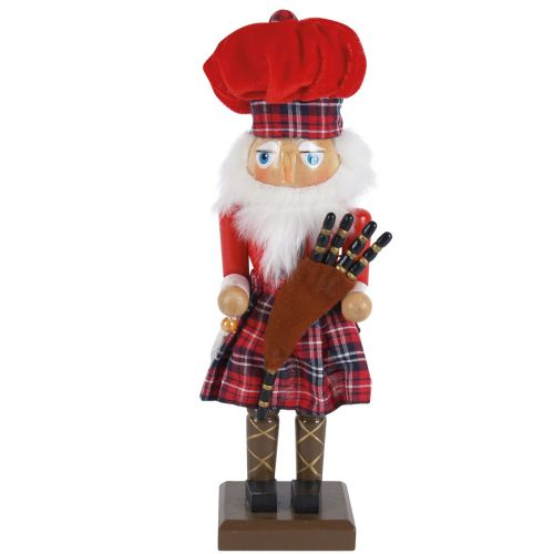 Scottish Christmas Nutcracker - Bagpipes