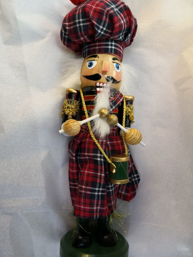 Scottish Christmas Nutcracker - Drummer