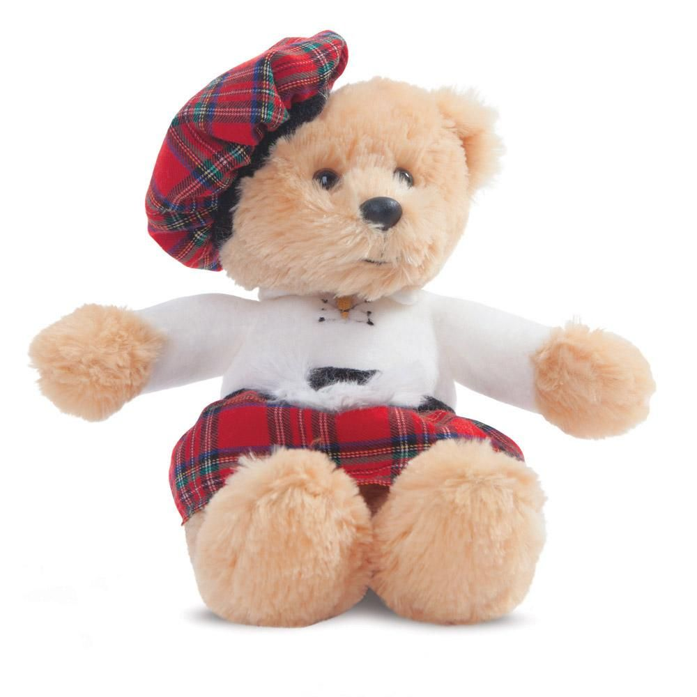 Scottish Bear