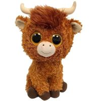 TY Angus -  Highland Cow Boo Buddy