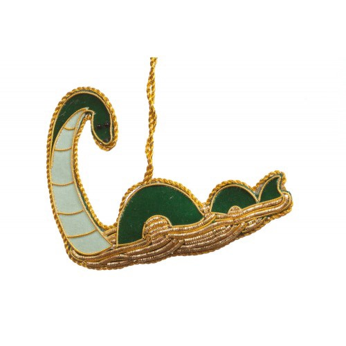 Nessie the Loch Ness Monster Decoration