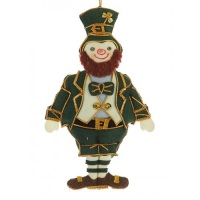 Irish Leprechaun Christmas Decoration