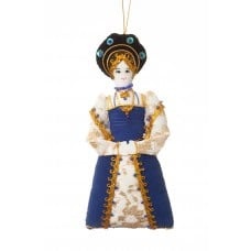 Jane Seymour Christmas Decoration