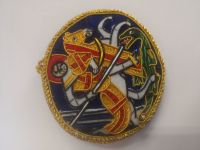 St George and Dragon Medallion