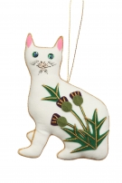 White Thistle Cat