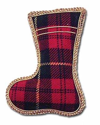 Tartan Stocking