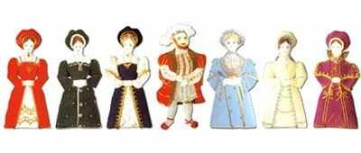 Henry VIII Set