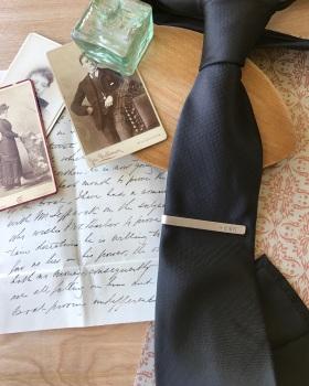 5cm Narrow Fit Tie Clip