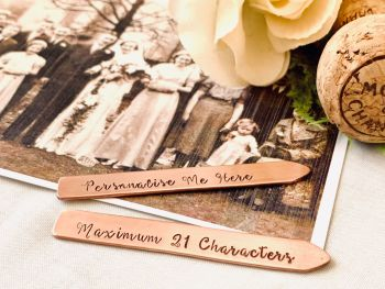 Copper Collar Stays