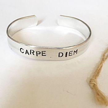 Seize the Day Cuff Bracelet