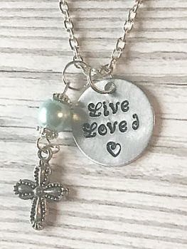 Live Loved Necklace