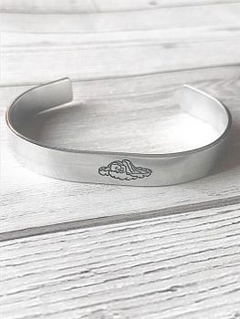 MISCARRIAGE MEMORIAL CUFF BRACELET