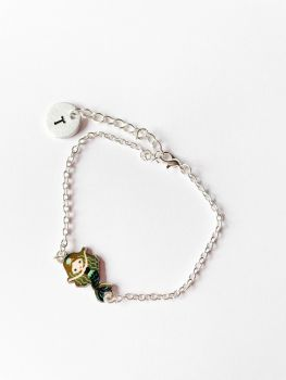 Personalised Mermaid Bracelet