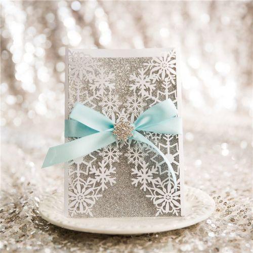 Snowflake lasercut