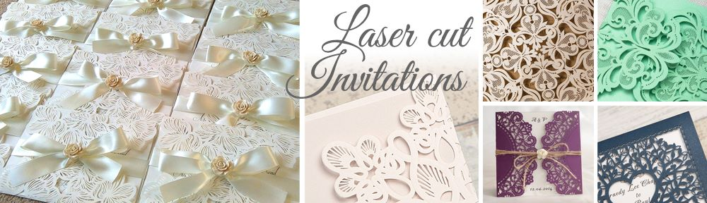 banner laser cuts