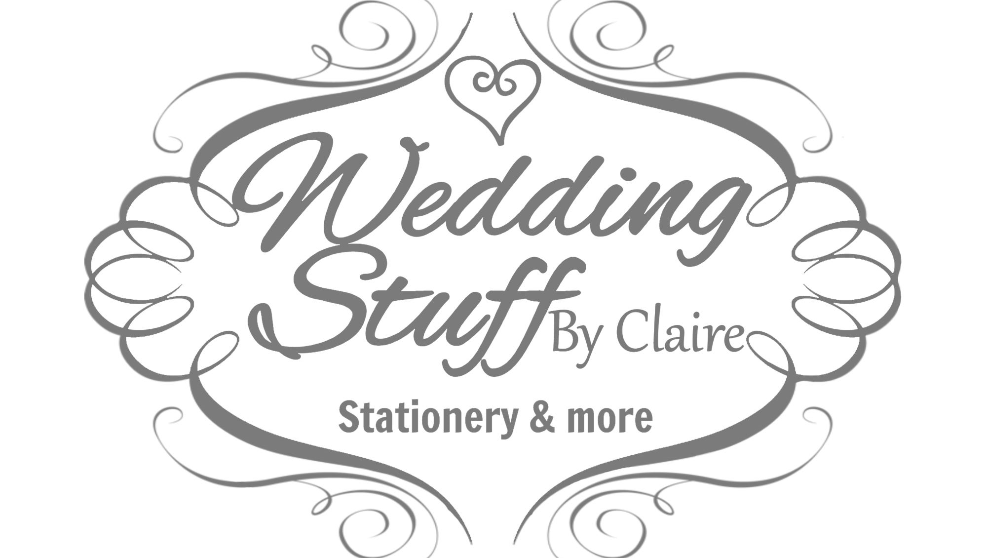 Wedding Stuff by Claire