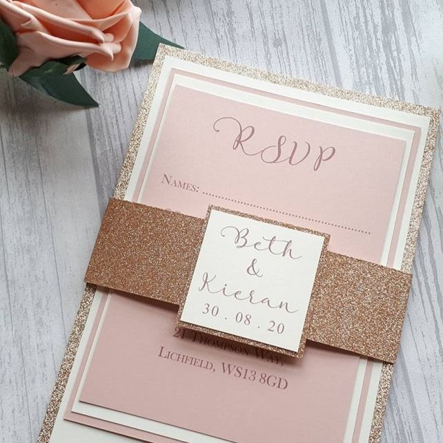 Invites with wraps