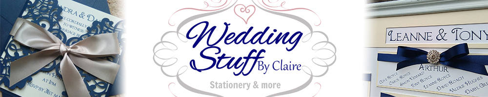 Wedding Stuff Shop, site logo.