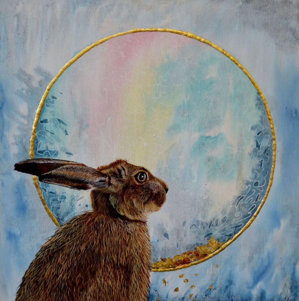 The Hare's Stare