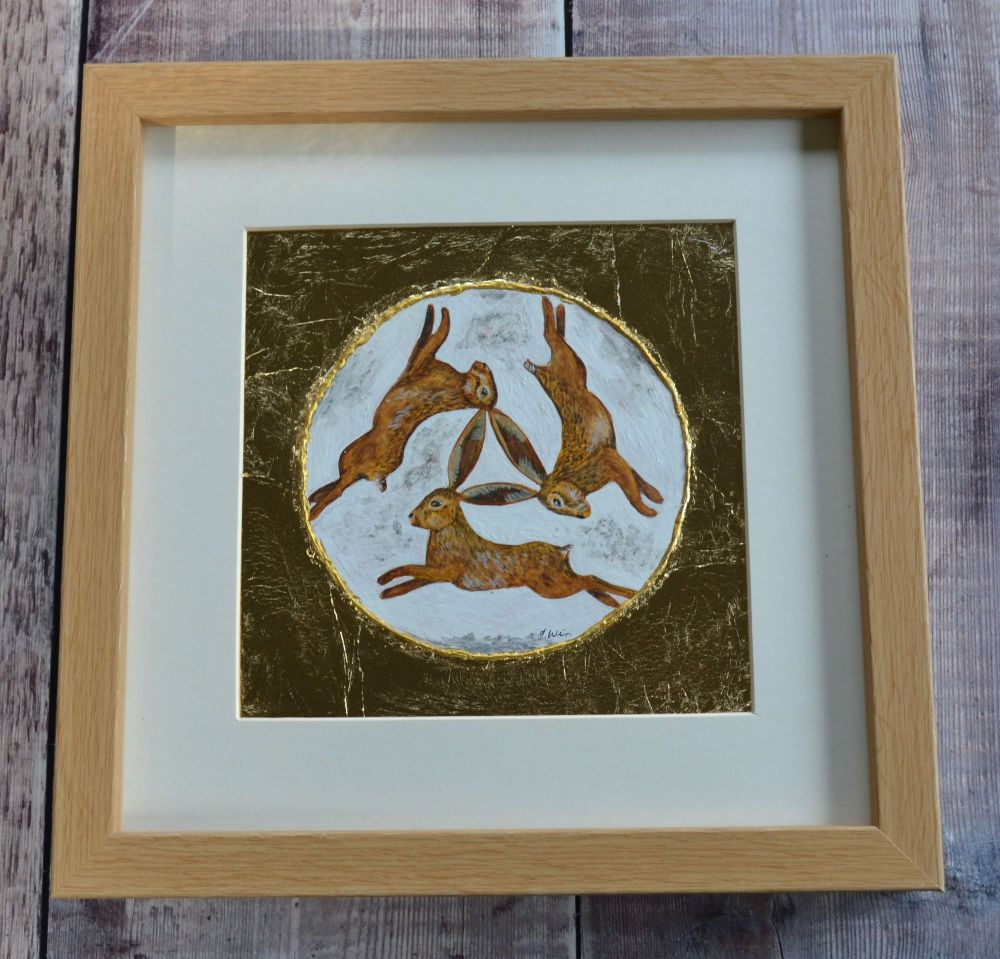 The Running Hares