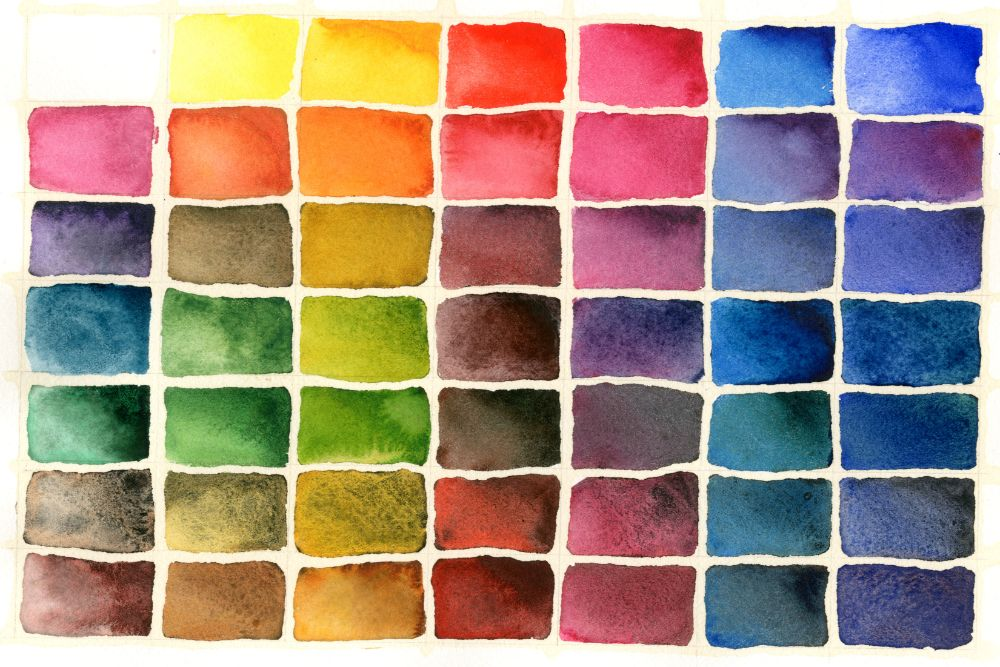 Watercolours