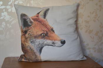 Fox Cushion Cover