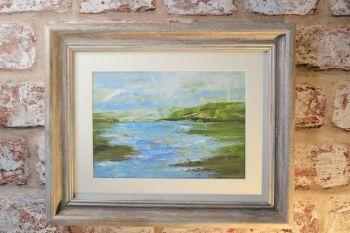 Seascape, Original Oil Painting.