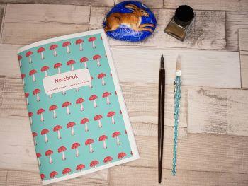 A5 Handmade Notebook.