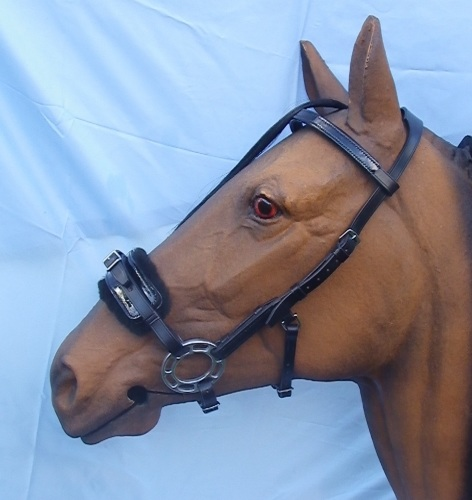 Orbitless Headstall