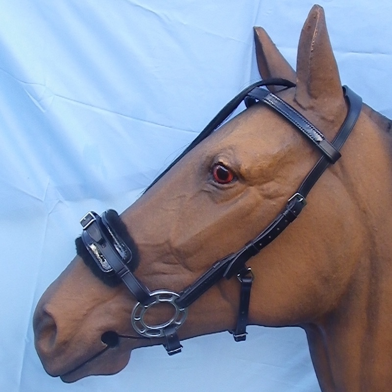 <!--006-->Headstalls and Reins