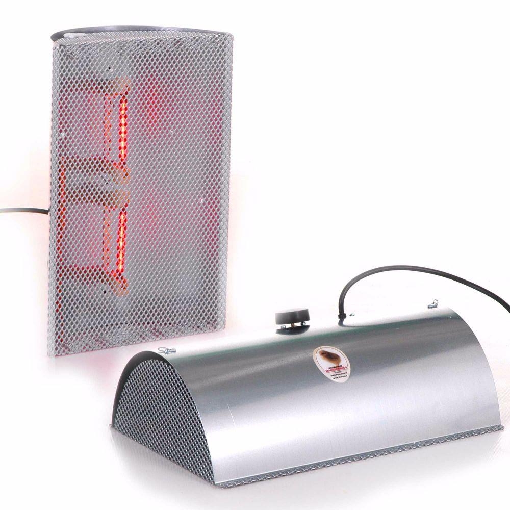 Maino Caldo Bello CB3 500W Thermostatic Infrared Heat Lamp