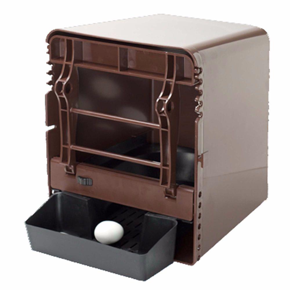Chick Box' Plastic Nest Laying Box Inc Insert
