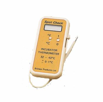 Brinsea Digital Spot Check Thermometer 25.64