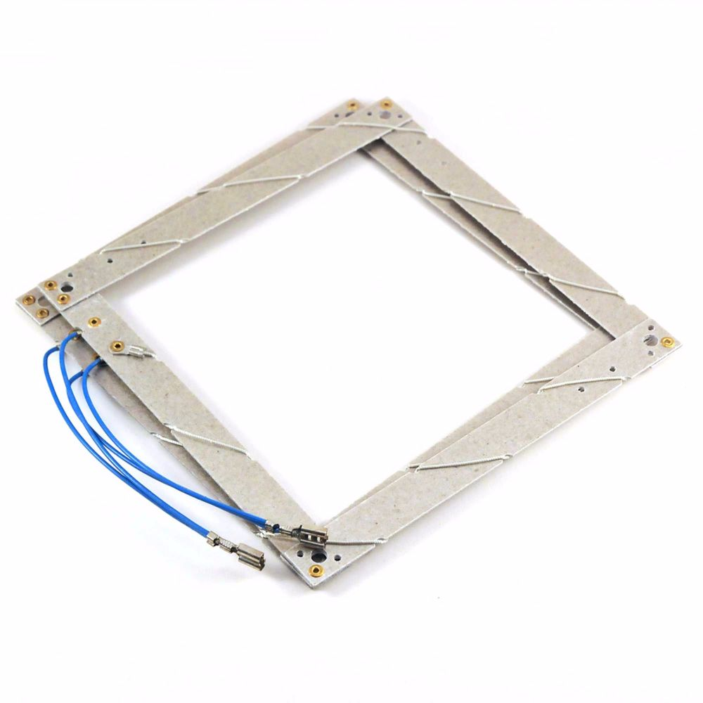 R00A711 Maino Square Double Heat Element - 2 * 125W