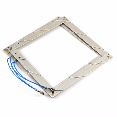 R00A711 Maino Square Double Heat Element - 2 * 125W