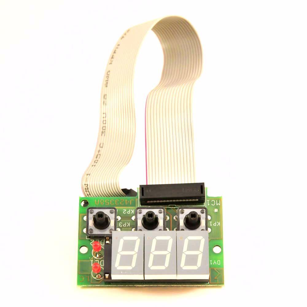 R000550 MXP spare-part Digital display