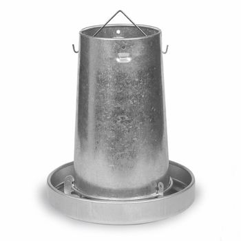 10kg Poultry metal hanging feeder - G11110