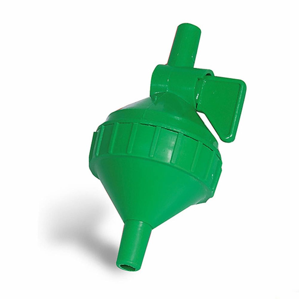 10mm Plastic Inline filter and tap for Automatic Water Drinker System - G25
