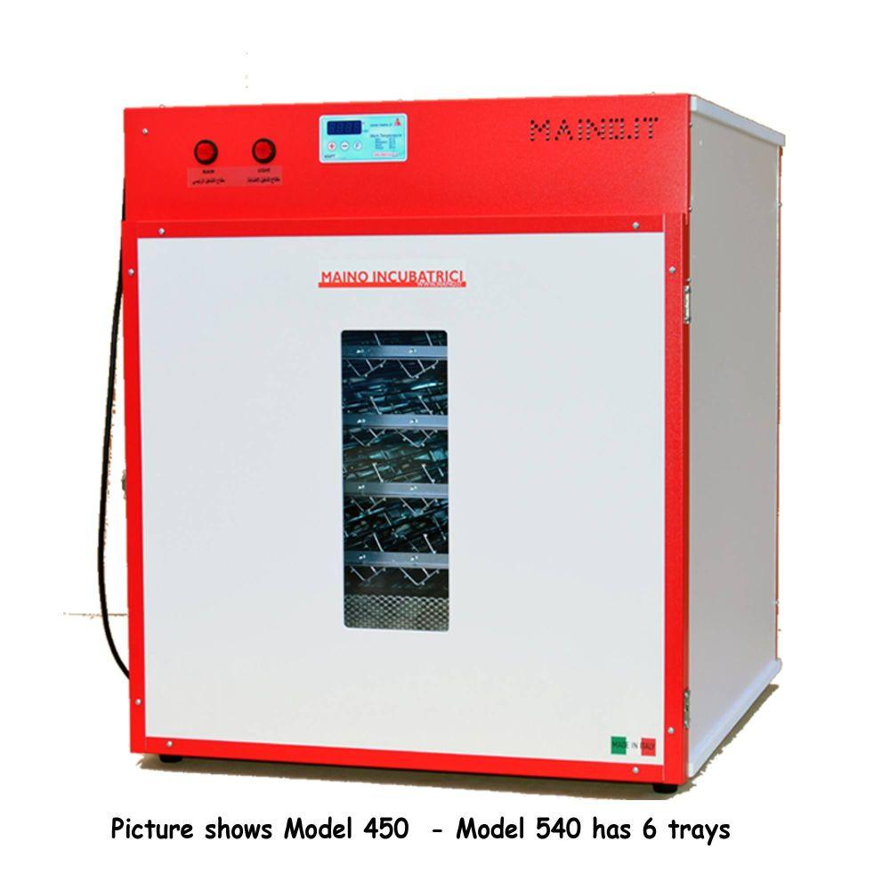 Maino Pro 540 X18 Egg Incubator