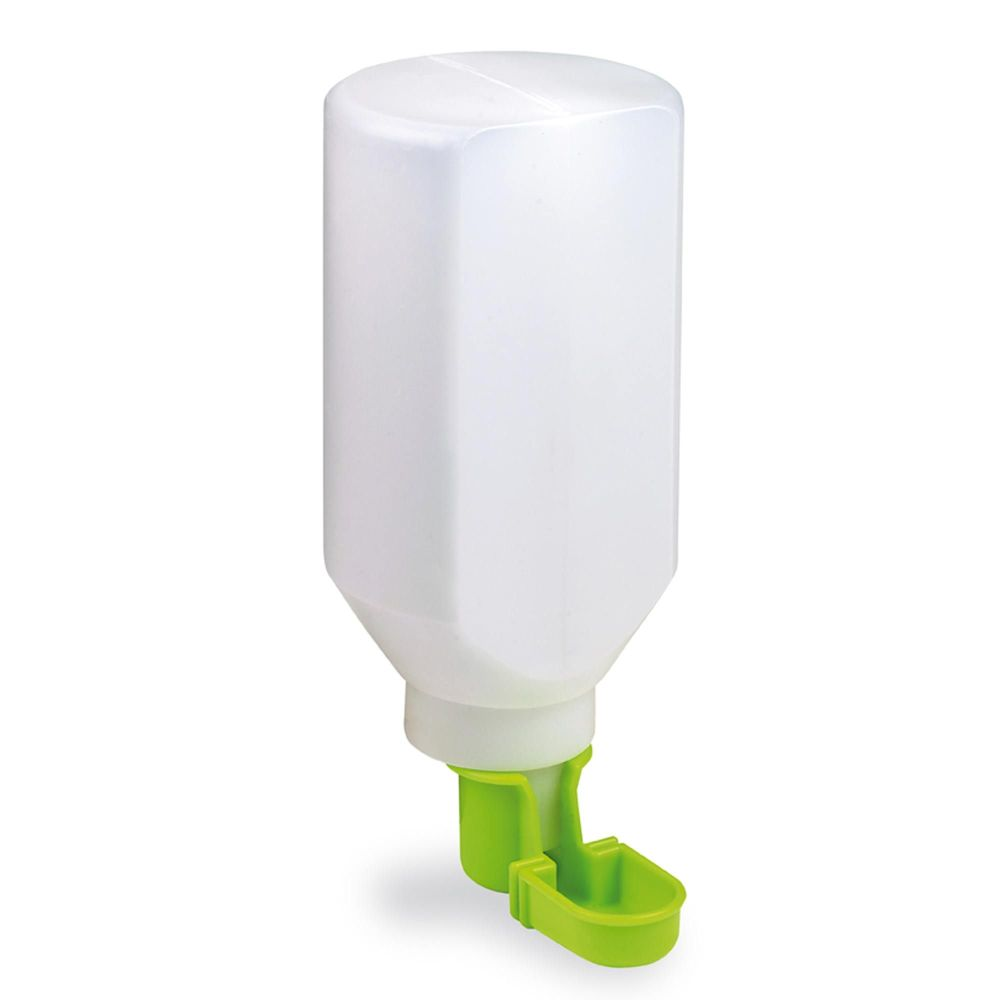 2Ltr Strong Cage Drinker with Bottle   - G30045